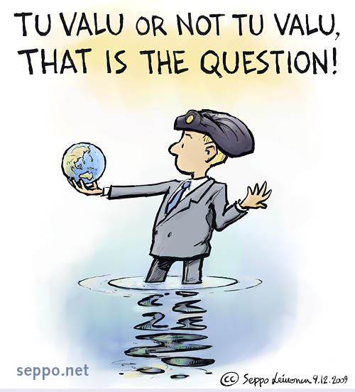 Tu valu or not Tu valu - that is the question