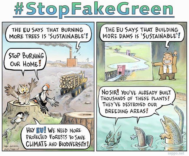 EU - Stop Fake Gren