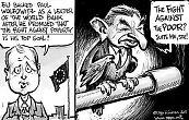 Paul Wolfowitz in World Bank