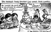 Evo Morales and Bolivian energy resources