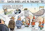 Santa does live in Finland – Uranium mining