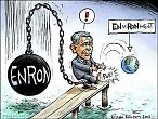 George W. Bush, Enron and Environment