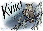 Boreal Owl squeals