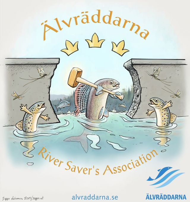 Älvräddarna – River Saver's Association