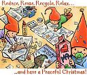 Seasons Creetings Card - Recycle