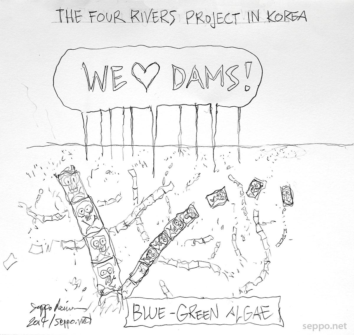 Korea's Dam Removal Campaign