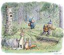 Jäniksen selässä lastenkirja