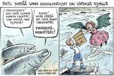 Iijoen lohen pahin vaelluseste - ympäristöministeri Lehtomäki