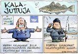 Ylikalastus ja EU:n kalastustukiaiset