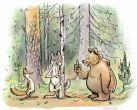 Kettu, susi ja karhu