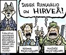 Susien ruokavalio on hirve&#228;