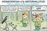 Metsähallitus hoitaa Natura-metsiä