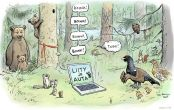 Liity Suomen luonnonsuojeluliittoon