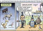 Luonnonvararikkoministeriö