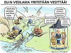 EU:n vesipuitedirektiivi vaarassa