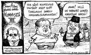 Martti Ahtisaari myy aseita Indonesian diktaattori Suhartolle