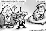 Iltapäivälehdet vauhdittavat Sauli niinistön vaalikampanjaa