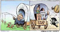 SDP ja Lipposen linja