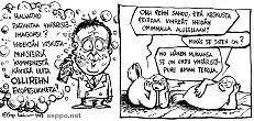 Olli Rehn viherpesuaine