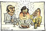 Ydinvoimapäätös - poliitikko syö sanansa