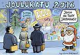 Juha Sipilä avaa hallituksen Joulukadun