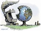 Luonnonvarojen ylikulutus - maapallo ei riitä
