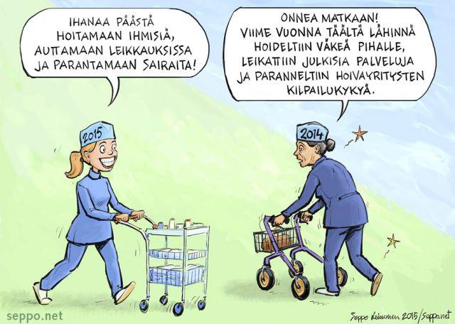 terveydenhoitaja
