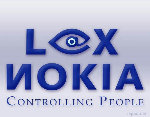 Lex Nokia - urkintalaki
