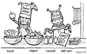 Joulumyyjäiset - lahjatavarat