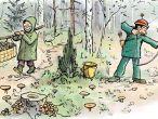 Sienestys ja sienten metsästys