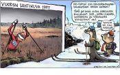 IVO-Fortum sponsoroi Mika Myllylää