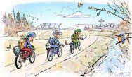 Luontoystävällinen liikkuminen - pyöräily