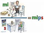 Material input per service unit MIPS