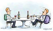 Viinin pullotus Suomessa vs tuonti kertapullossa