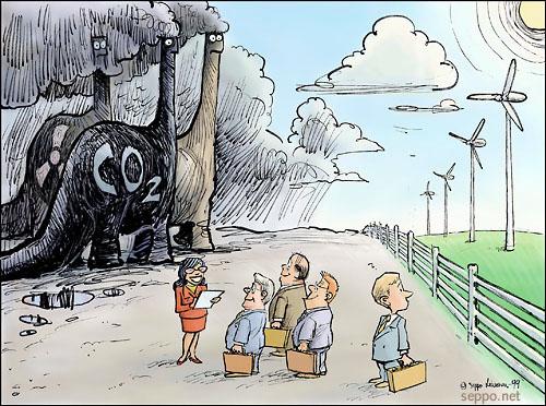 Eettinen sijoittaminen ja energiantuotanto