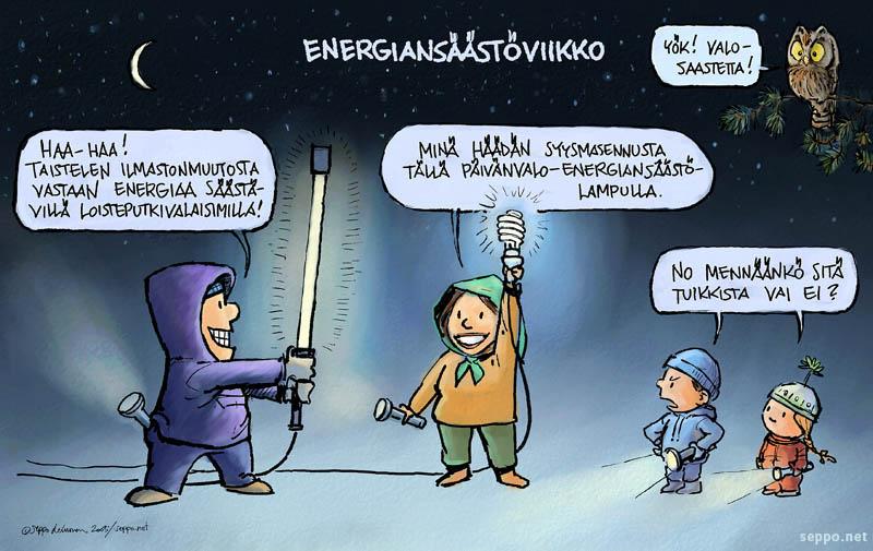 Energiansäästöviikko