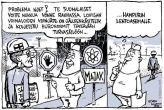 Suomalainen ydinjäte Majakin jätteenkäsittelylaitoksessa