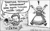 Pekkarinen KTM ja uraanikaivokset