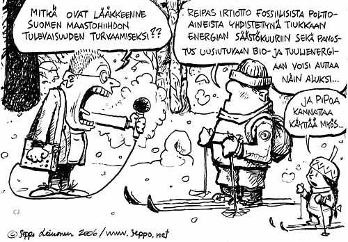 Maastohiihdon tulevaisuus Suomessa