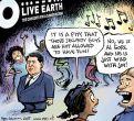 Live Earth - Party like Al Gore!