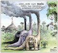 Ilmastonmuutos ja fossiiliset polttoaineet
