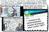 NukkuMotti ja Suuri Ilmastohuijaus 1997-2013
