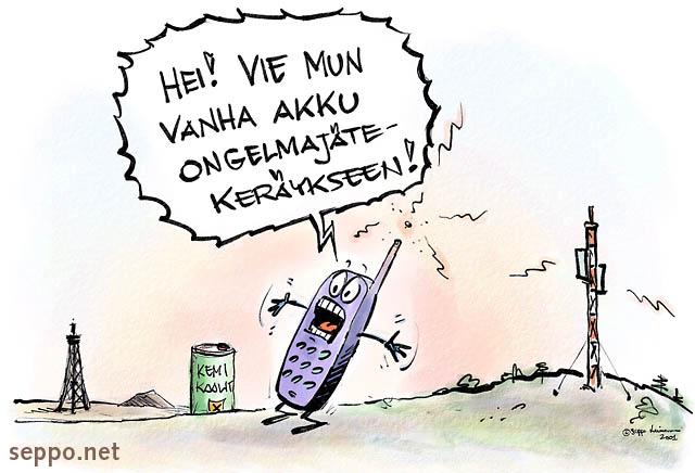 Kännykän Kierrätys