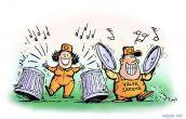Vältä jätettä - tyhjät tynnyrit kolisevat parhaiten!
