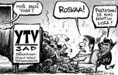 YTV jätteet ja  jätteenpolttolaitos