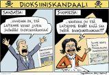 Dioksiiniskandaali - Saksa vs. Suomi