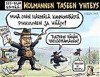 Metsähallituslaki ja Härmälän häjyt