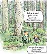 Vaarin vanha metsä