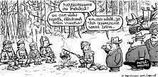 Metsähallitus ja Muonion hakkuut