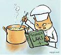 Kokki ja lakikirja